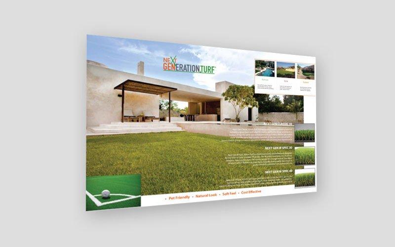 Next Generation Turf Brochure
