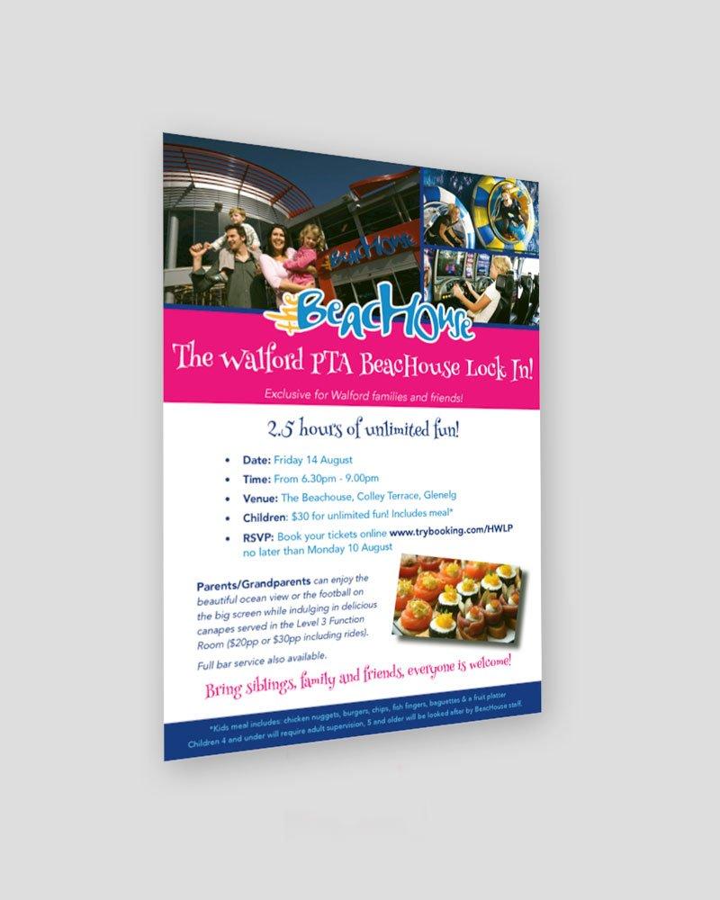 Beachouse Brochure