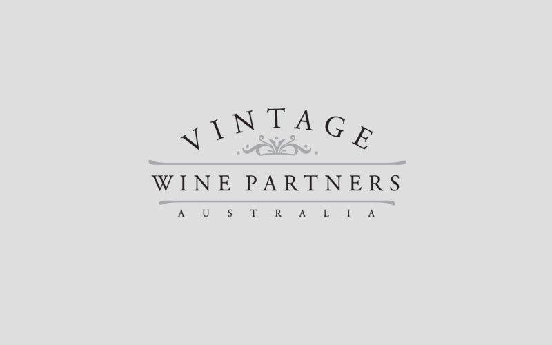 Logo Design Vintage Wine Partners